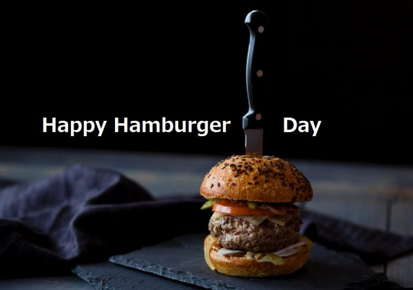 Happy Hamburger Day - Happy Hamburger Day
