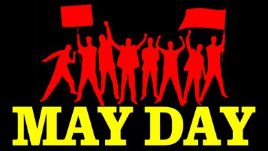 Happy May Day wishes