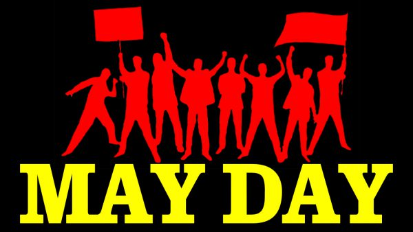 Happy May Day wishes - Happy May Day wishes