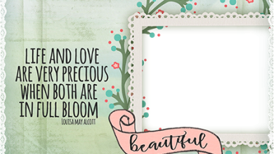 Life and love in one frame photo frame 390x220 - Life and love in one frame photo frame