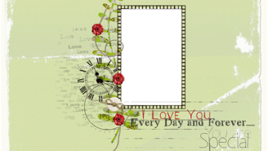 Love you now and for ever photo frame 390x220 - Love you now and for ever photo frame