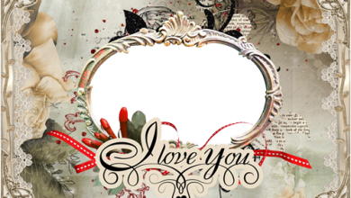 Make your declaration of love like in old times photo frame 390x220 - Make your declaration of love like in old times photo frame