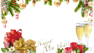 Meet the New Year together photo frame 390x220 - Meet the New Year together photo frame