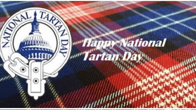 National Tartan Day wishes 390x220 - National Tartan Day wishes