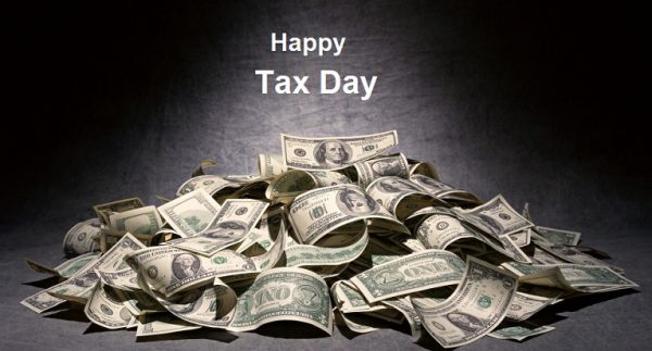 Tax Day wishes - Happy Tax Day wishes