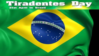 Tiradentes Day wishes