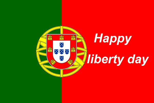 liberty day - happy liberty day wishes Portugal