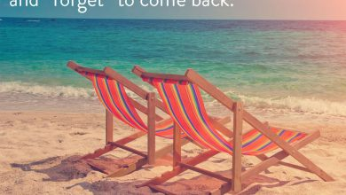 Cute Beach Captions image 390x220 - Cute Seaside Captions picture