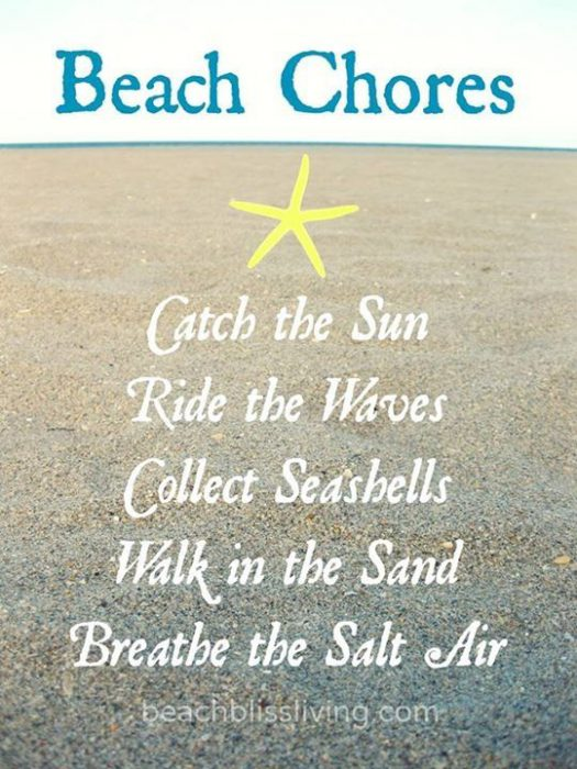 Cute Beach Quotes image - Cute Seaside Quotes picture