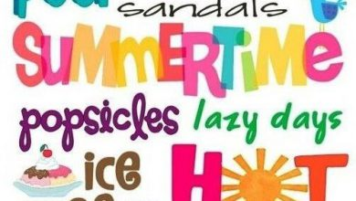 Summer Holiday Quotes image 390x220 - Summer season Vacation Quotes picture