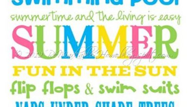 Summer Party Quotes image 390x220 - Summer season Social gathering Quotes picture