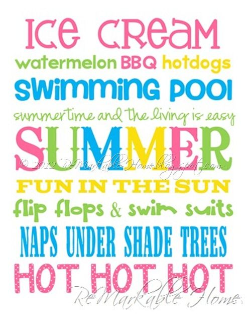 Summer Party Quotes image - Summer season Social gathering Quotes picture