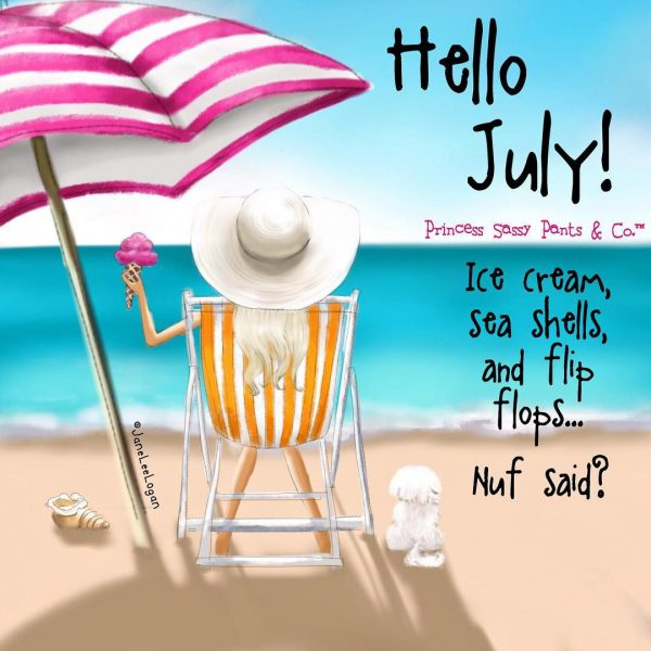 Summer Quotes image - Summer time Quotes picture